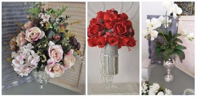 שבועות כבר כאן.. - הישר מהולנד: זרי פרחים מלאכותיים במראה חי ומלבב