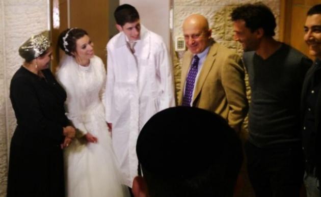 הריקודים בחתונה