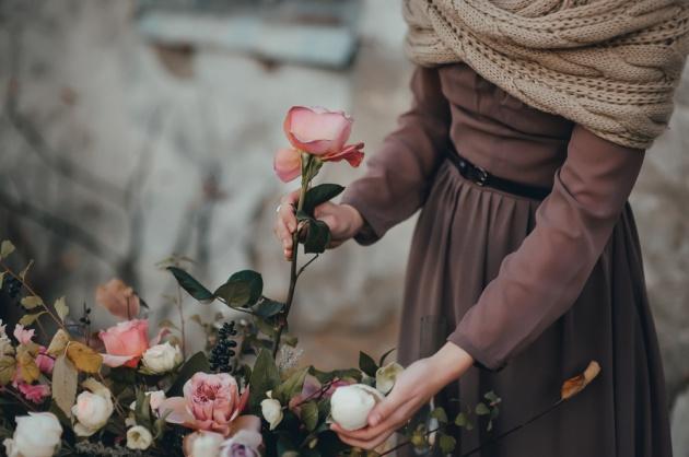 פרחים..