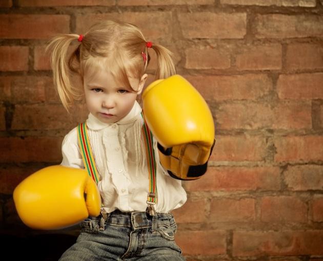 איך מתמודדים עם תוקפנות של ילדים?