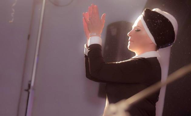 הרבנית רונית ברש. אהבה, לא פחד