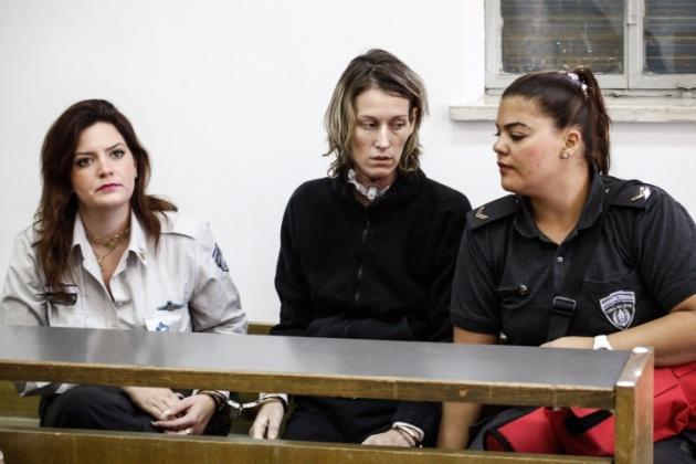 קרינה בריל בבית המשפט