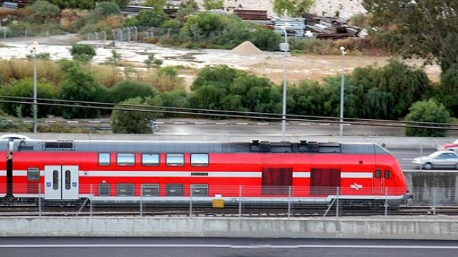 רכבת ישראל תחנת חדרה