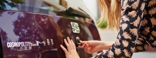 לנשים בלבד. SEAT Mii by Cosmopolitan - הפמיניסטיות רותחות: רכב שמעוצב לנשים בלבד