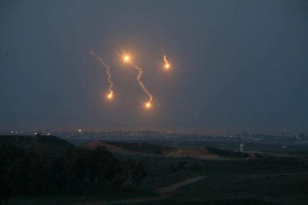 זה מתקרב: יירוט טילים ממש מעל הבתים שלנו