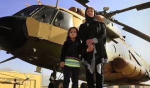 מסע מטיס במיוחד.. - סרט אמיתי: הטייסת הראשונה באפגניסטן שברחה מהטליבאן