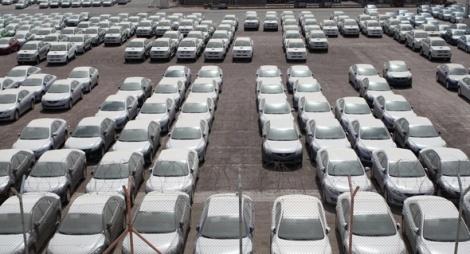 רכב רכבים חדשים ב נמל אילת - 258 אלף מכוניות נמסרו מתחילת השנה