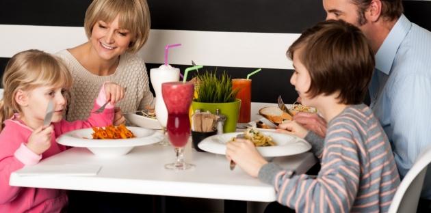 אם תאכלו יפה תקבלו... הנחה - מסעדה מציעה הנחה למשפחות עם ילדים מחונכים