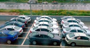 מגרש מכוניות רכבים של שלמה סיקסט - שוק הרכב ממשיך להיחלש: ירידה במסירות כלי רכב חדשים בתשעת החודשים הראשונים של השנה