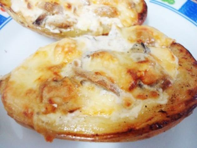 הכי קרוב לשעיר לעזאזל: מילוי גבינת עיזים