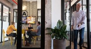 משרדי וויוורק - WeWork תפתח את חלל העבודה החמישי שלה בתל אביב