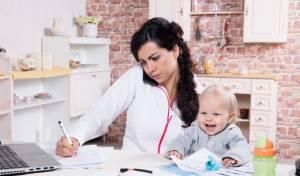 לשלב עבודה ומשפחה: גם לפתח קריירה וגם להיות אמא