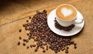 סכנה לעוברים. קפה