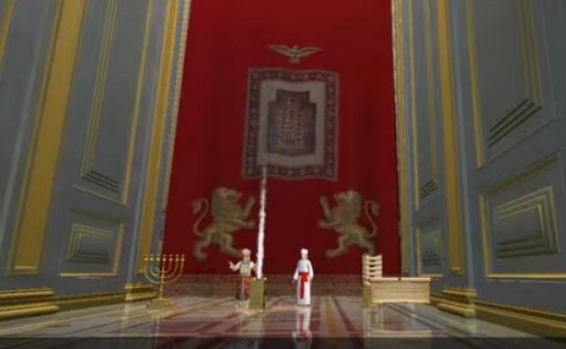 בית המקדש בתלת מימד