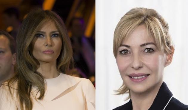 מלניה טראמפ תהיה 'הדיאנה האהובה' של אמריקה