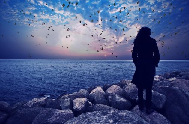 בעלי הפרעת אישיות גבולית מרגישים כסערה בלב ים