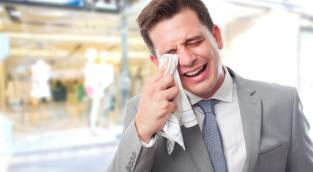 מי אמר שגברים לא בוכים?