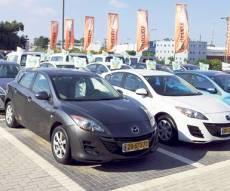מגרש מכוניות - הדרישות לרכבים יוקרתיים הביאו לפיצוץ מכרז הליסינג של נמל אשדוד