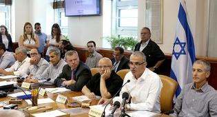 """ישיבת קבינט הדיור יוני 2015 משה כחלון - דו""""ח על הותמ""""ל: """"60 תוכניות, 0 היתרי בנייה"""""""