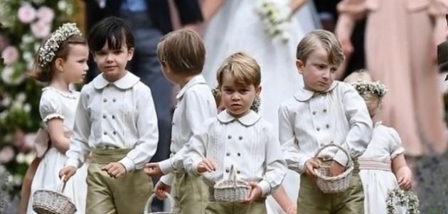 גנבו את החתונה.. - האחיינים של פיפא גנבו את ההצגה