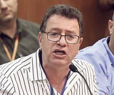 מיקו צרפתי ראש ועד עובדי חברת החשמל - שיחות הרפורמה בחברת החשמל מאיימות לפרק את הוועד