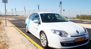 מכונית חשמלית מרכז בטר פלייס - דיווח: בטר פלייס לקראת התרסקות