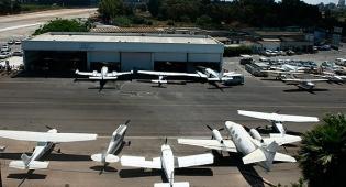 שדה תעופה הרצליה - קרבות אוויר: רשות שדות התעופה מקדמת תוכנית משלה למנחת הרצליה