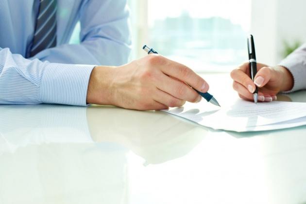 החוזה נכרת בדרך של מפגש רצונות בין שני צדדים