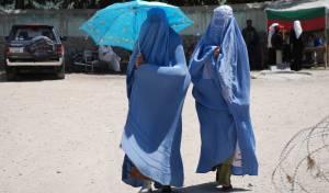 טייסת אפגנית..(אילוסטרציה) - הטייסת המוסלמית הראשונה קבלה איומים על חייה