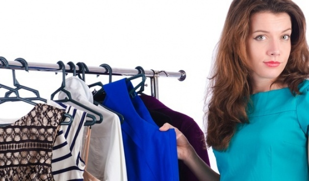 נקודה למחשבה, בפעם הבאה שאת בוחרת מה ללבוש.