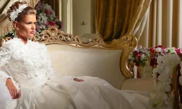סלון איילת חן תופרת לך חלום של שמלות כלה