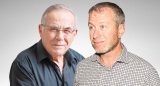 מימין רומן אברמוביץ' ו סטף ורטהיימר - סטורדוט שפיתחה שיטת טעינה מהירה גייסה 60 מיליון דולר