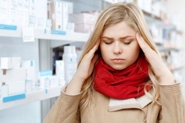 להעלים את כאב הראש