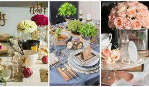 איזה שולחן ערכתם לחג?