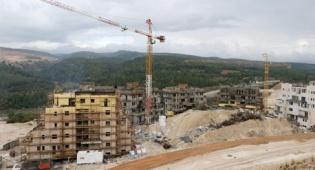 אתר בנייה שטח בנייה ב רמת בית שמש - נחתם הסכם גג לבניית למעלה מ-17 אלף דירות חדשות בבית שמש