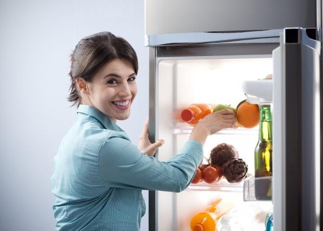 סדר במקרר, סדר בבית