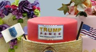 העוגה שהגיעה לבית הלבן