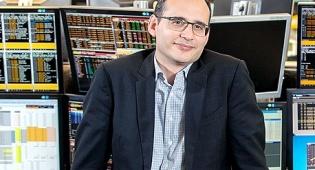 איתי בן זאב חבר הנהלת בנק לאומי ו ראש חטיבת שוקי הון בבנק - המטרה: שיקום הבורסה. הדרך: טכנולוגיה ושלום בית