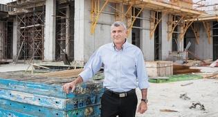 """מנכ""""ל חברת דירה להשכיר עוזי לוי - נבחרו רשויות שיקבלו מענק לתכנון בנייה על קרקעות פרטיות"""