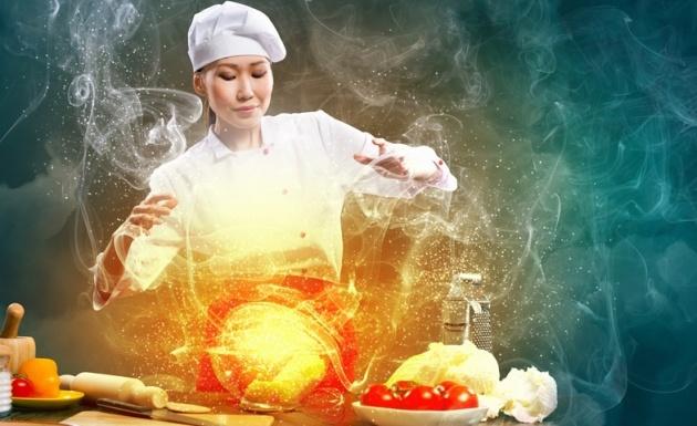 כולנו רוצות להיות קוסם במטבח. לא בפורים