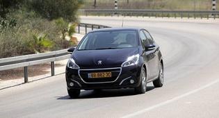 רכב פיג'ו 208 - מחירי המכוניות בישראל צפויים להתייקר בשל שינוי מדידת הזיהום