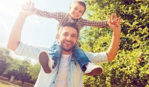 חיים של אבא - 7 סימנים שבעלך הוא אבא מושלם