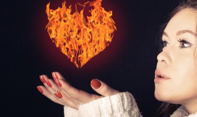 נר השם נשמת האדם. האש בליבנו