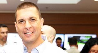"""רון גריסרו - רון גריסרו מונה למנכ""""ל חברת הטכנולוגיות מתף של הבינלאומי"""