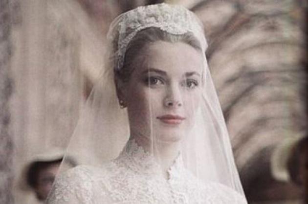שמלת הכלה היפה בהיסטוריה. גרייס קלי.