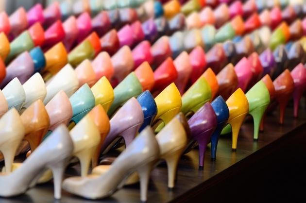 נשים ונעליים. סיפור אהבה