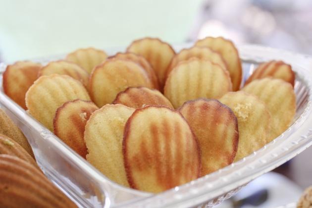 עוגיות נימוחות בטעם לימון. אפשר גם להוסיף ציפוי שוקולד