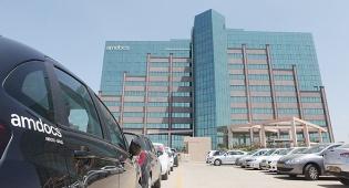 משרדי אמדוקס ב רעננה AMDOCS - אמדוקס הודיעה: בתוך חמש שנים נעזוב את בניין המטה בצומת רעננה