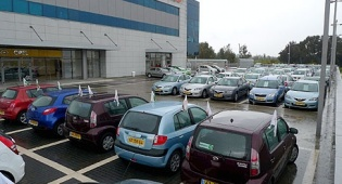 ליסינג שלמה SIXT - חברות הליסינג מתלוננות: אין צורך לבדוק תקינות של רכבים מדי שלושה חודשים