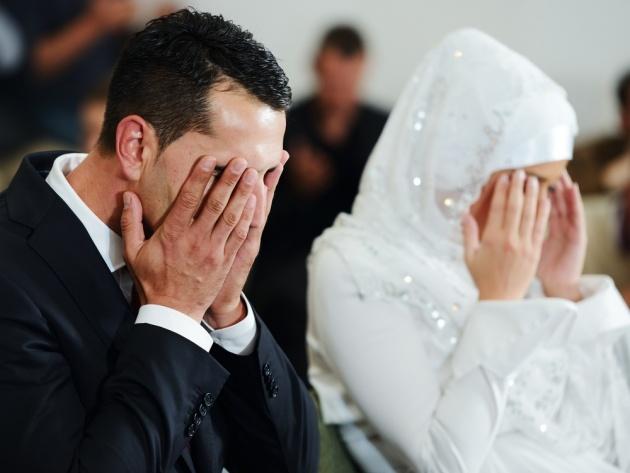 חתונה ערבית: למצולמים אין קשר לכתבה